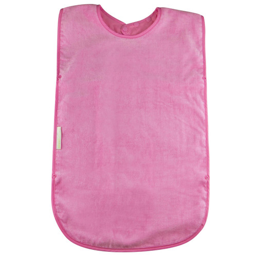Cerise Towel Adult Protector
