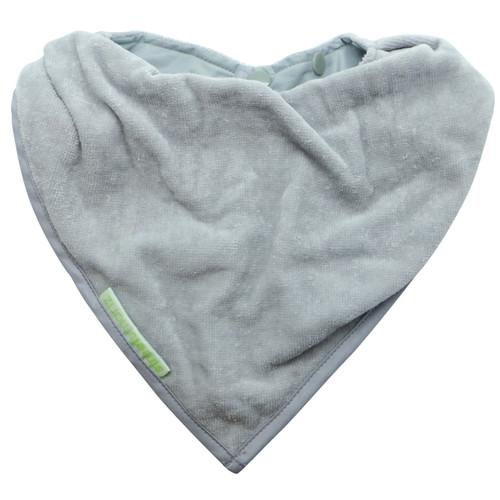 Silver Towel Adolescent Bandana Protector