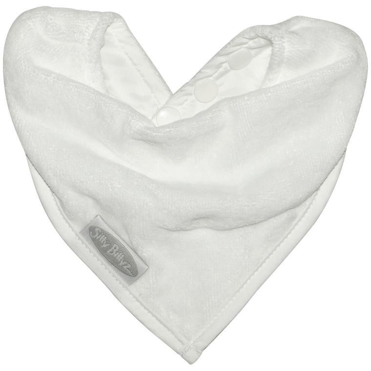 White Towel Bandana