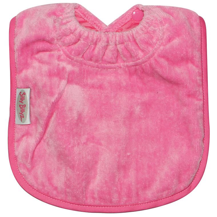 Cerise Towel Large Bib