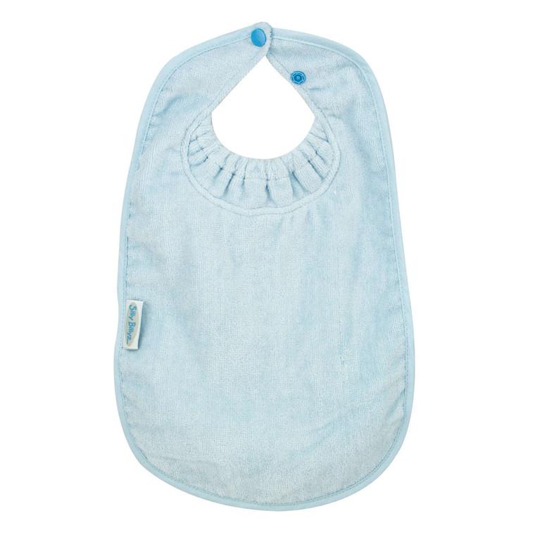 Dusty Blue XL Towel Bib