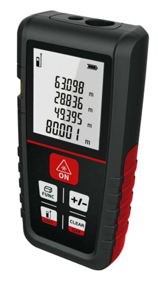 HORIZON Laser Distance Meter