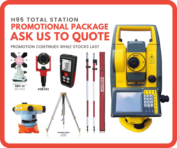 Horizon H95 Total Station Special Pack