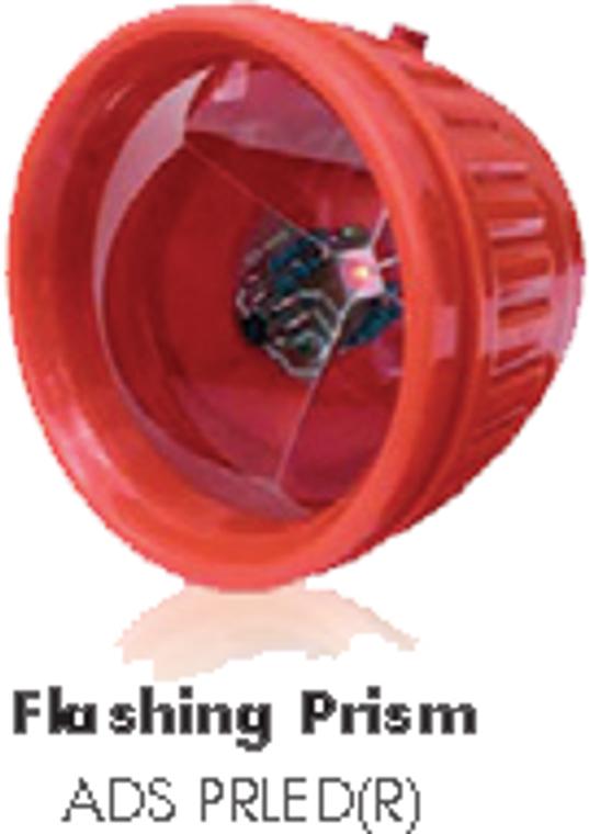 64mm Flashing Prism