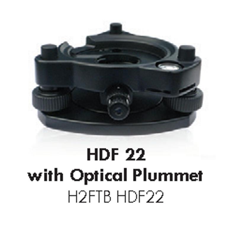 HDF 22 with Optical Plummet