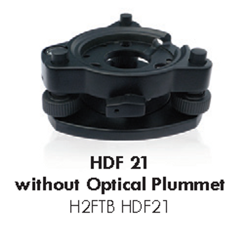 HDF 21 without Optical Plummet