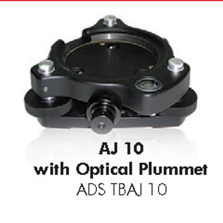 AJ10 tribrach with Optical Plummet