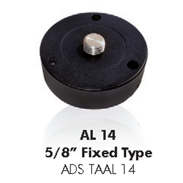 AL14 fixed type tribrach adapter