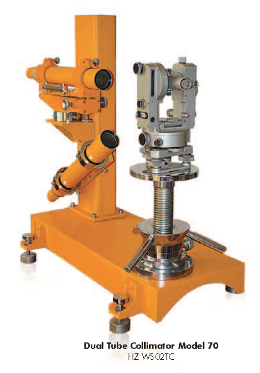 M70 dual tube collimator