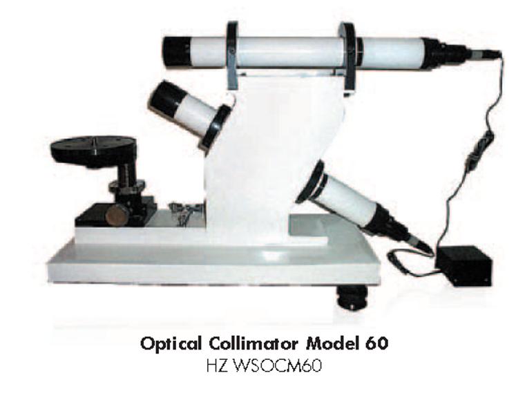 M60 Double Tube collimator (Optical Collimator)