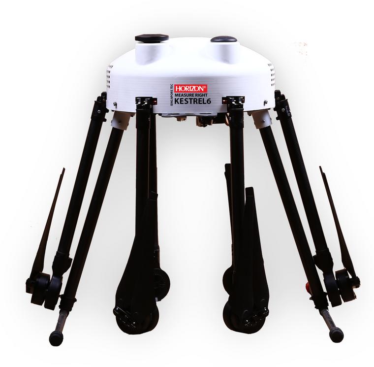 Kestrel6 Lidar UAV