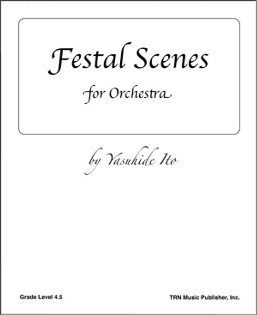 Festal Scenes (Full Orchestra)