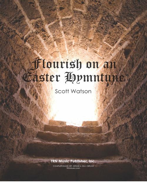 Flourish on an Easter Hymntune