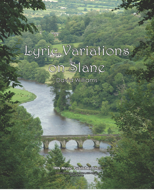 "Lyric Variations on ""Slane"""