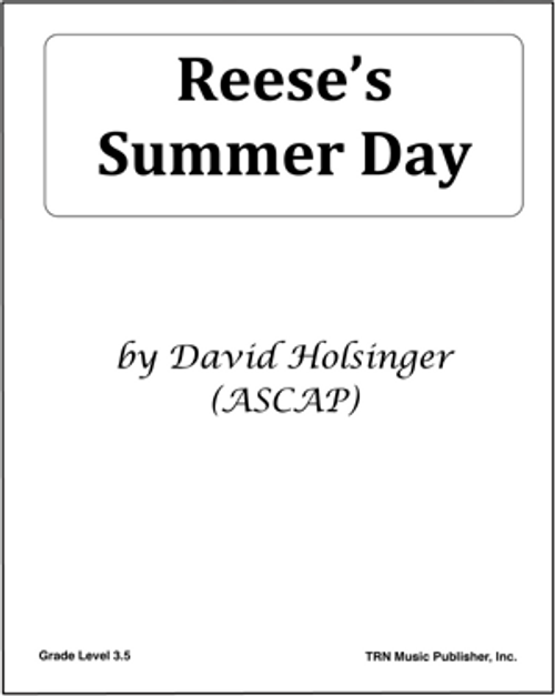 Reese's Summer Day