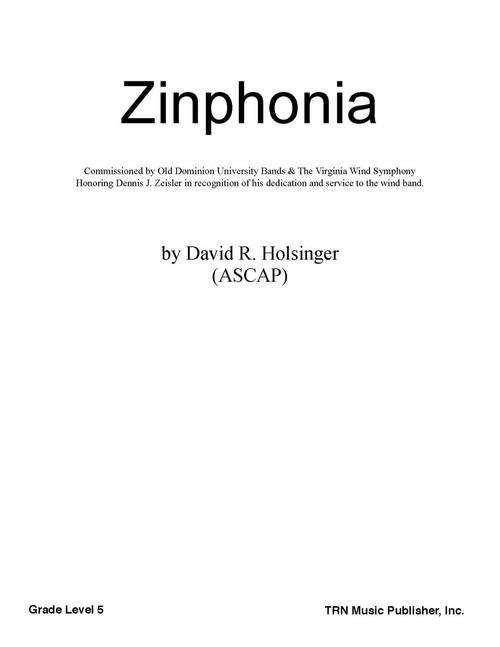 Zinphonia