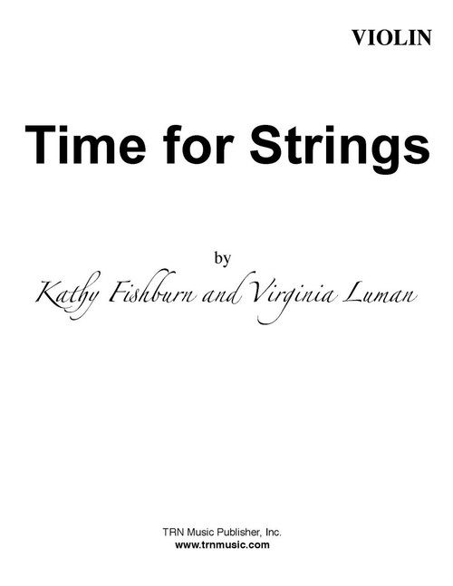 Time for Strings Cover image