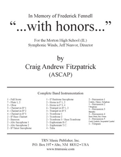 WITH HONORS