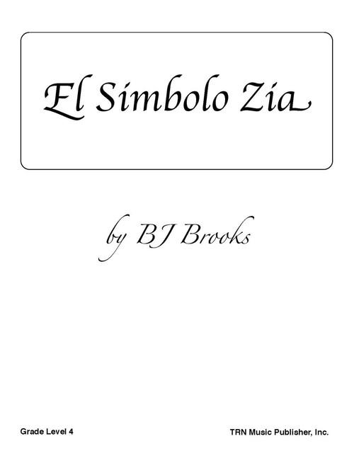 el simbolo zia cover image