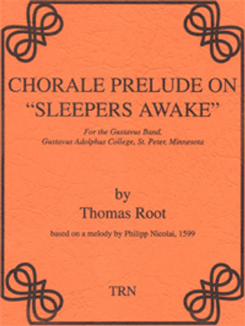 Chorale Prelude On Sleepers Awake