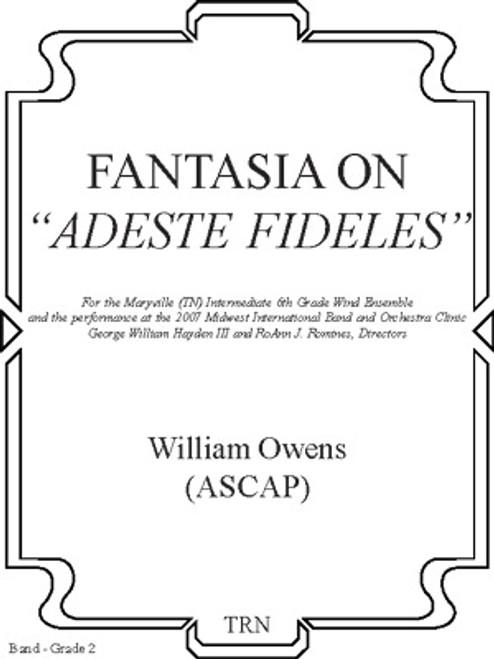 Fantasia On Adeste Fideles