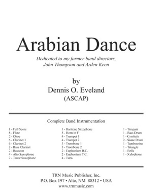 Arabian Dance