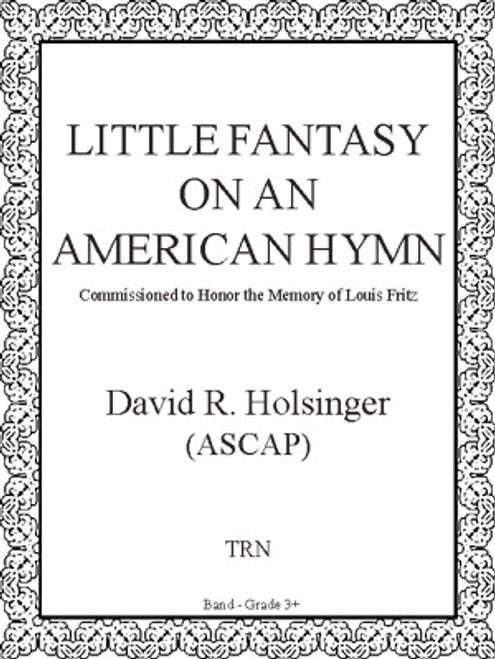 Little Fantasy On An American Hymn