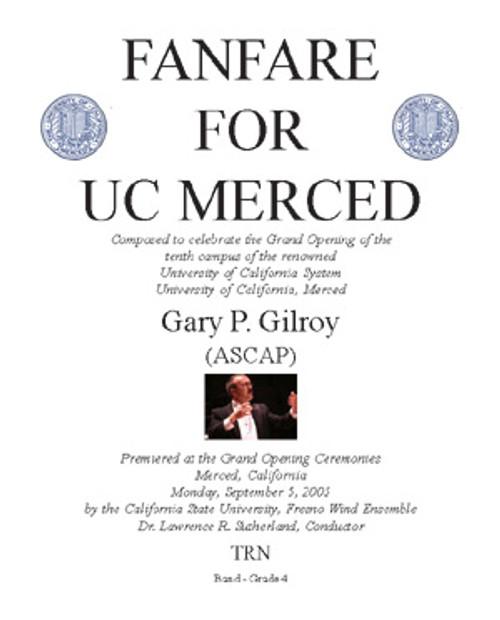 Fanfare For U.C. Merced