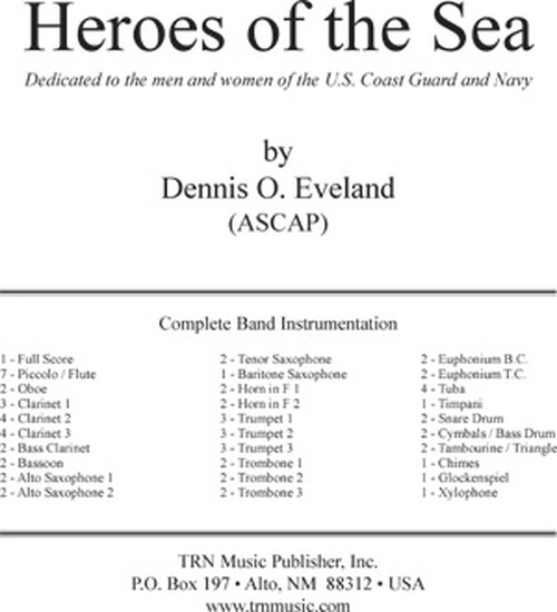 Heroes of The Sea