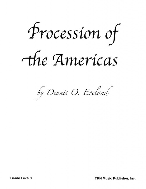 Procession of The Americas