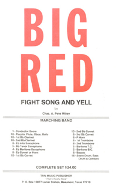 Big Red, Fight Song-March