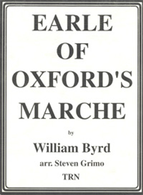 Earle Of Oxford's Marche