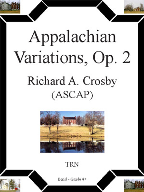 Appalachian Variations, Op. 2