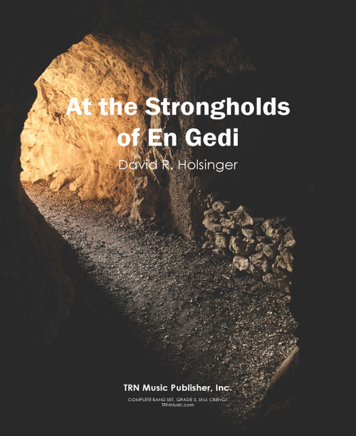 At the Strongholds of En Gedi