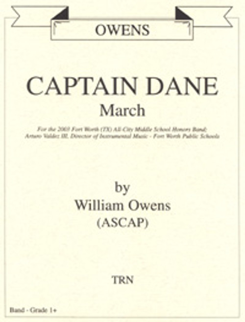 Captain Dane March