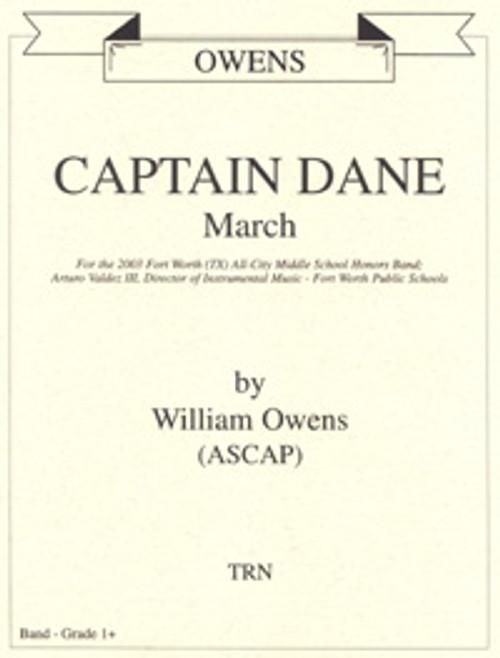 Captain Dane March