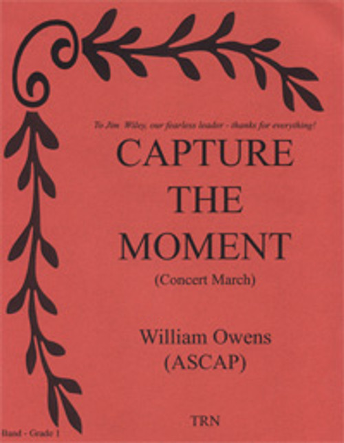 Capture The Moment (March)