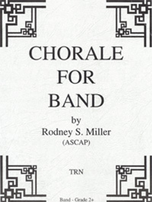 Chorale for Band