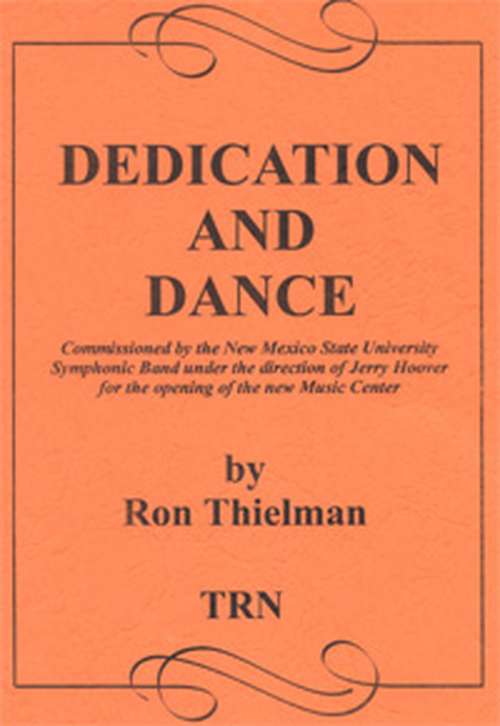 Dedication and Dance
