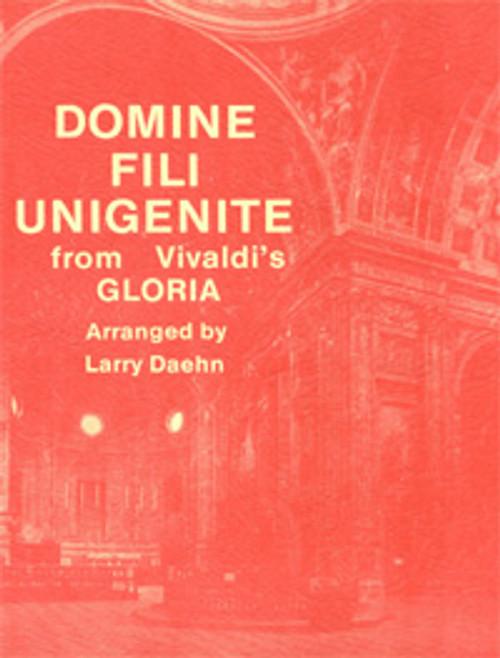 Domine Fili Unigenite from Vivaldi's Gloria