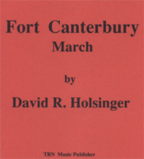 Fort Canterbury March