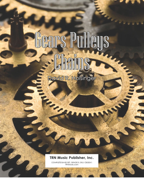 Gears Pulleys Chains