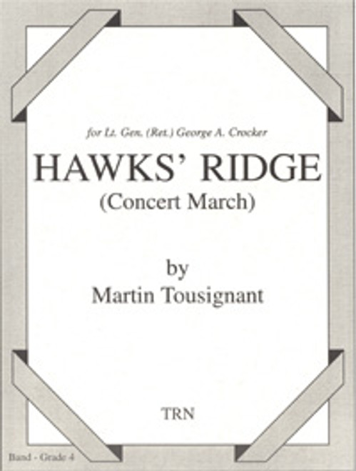 Hawks' Ridge (March)