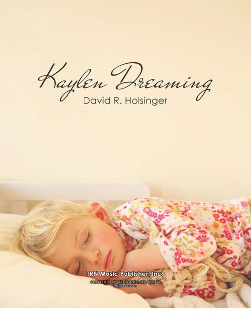 Kaylen Dreaming