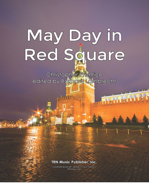 May Day in Red Square