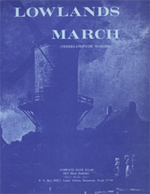 Nederlandtsche (Lowlands) March