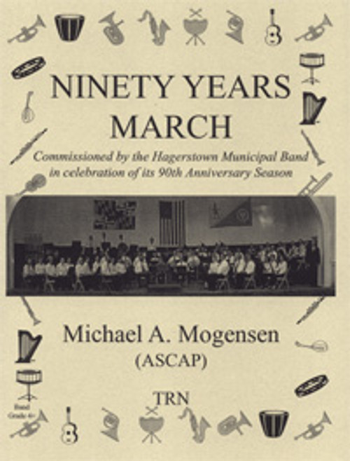 Ninety Years March