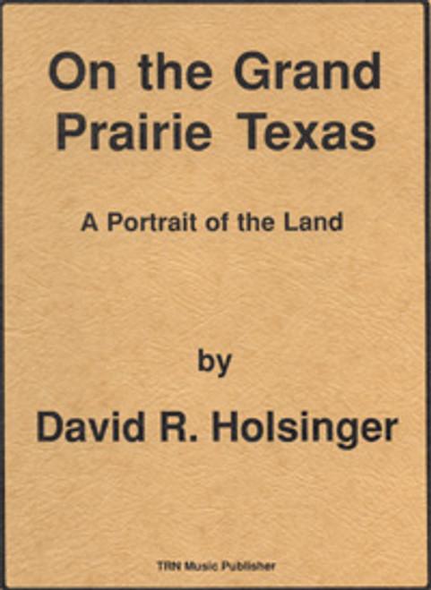 On the Grand Prairie Texas
