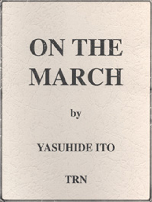On the March