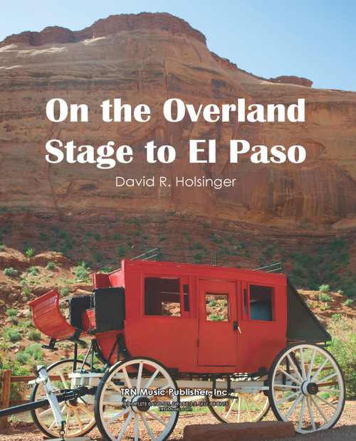 On the Overland Stage to El Paso